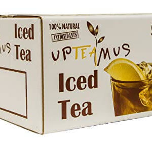 upteamus iced tea 100% natural antioxidants